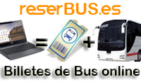 Online Ticket and travel by bus